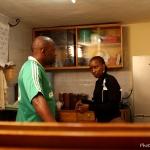 Behind-the-Scenes-Soko-Discussing-the-scene-L-R-L.Asego,-E.Msangi