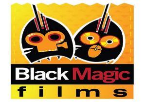 BLACK MAGIC FILMS LOGO